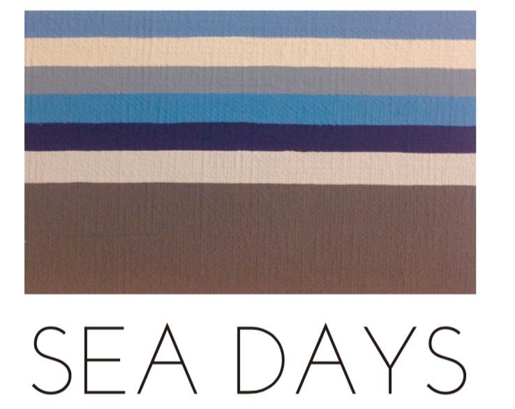 SEA DAYS ロゴ